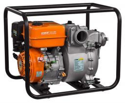 Бензиновая мотопомпа МПБ-1250С супергрязевая (шламовая)