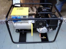 Комбинированный электроагрегат S 6401