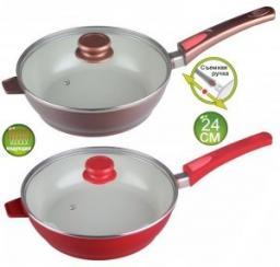 Сковорода-сотейник Kelli KL-4011