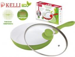 Сковорода Kelli KL-4024 Green