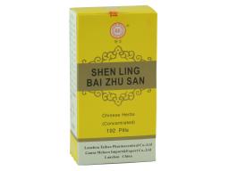 Шэнь Лин Бай Чжу Вань (Shen Ling Bai Zhu Wan, Shenling Baizhu Wan)