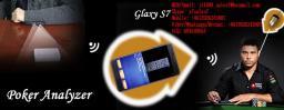 XF 2017 Galaxy Note7 PK King 708 Покер-Анализатор с Новейшей Технологией / игр казино кости / волшебные кубики трюк / волшебные кубики установить / карточный покер читатель / Покер Памятка инструменты / карточных устройств сканер