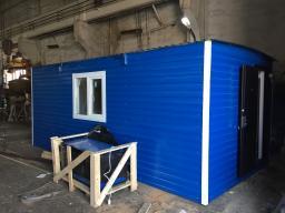 Мобильная строительная лаборатория