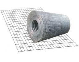 Сетка сварная оцинкованная 50*50*2,5 мм