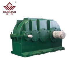 Helical cylindrical two stage gear reducer ZLY series двухступенчатый цилиндрический редуктор промышленный.