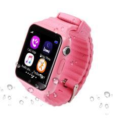 V7K Умные Смарт Часы Для Детей UWatch C GPS Kids Smarrt Watch Подарок для детей