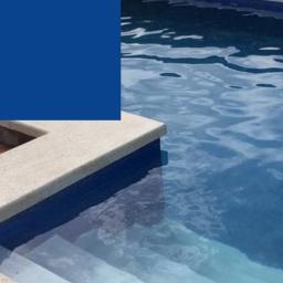 Синяя пленка бассейна SВG-150 Elbtal-plastics