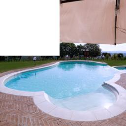 пвх ткань для бассейнов белая SВG-150 Elbtal-plastics Германия