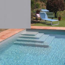 пленка армированная для бассейнов светло-серая SВG-150 Elbtal-plastics Германия