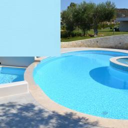 пленка для бассейна светло- голубая SВG-150 Supra Elbtal-plastics