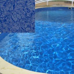 пвх мембрана для бассейна голубой жемчуг SGBD-160 Elbtal-plastics