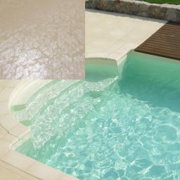 Пленка мембрана для бассейна жемчуг песок SGBD-160 Elbtal-plastics