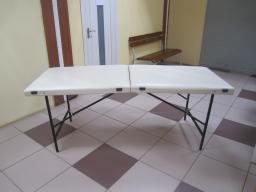 Массажный стол / косметологическая кушетка 180/60 без выреза для лица