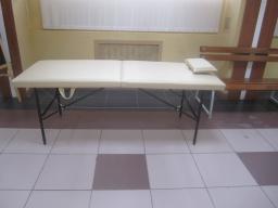 Массажный стол 190/70 БМ+ВЛ+РН(бежевый)