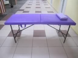 Массажный стол 180/65 БМ(фиолетовый)