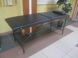 Массажный стол 180/65 БМ(черный)