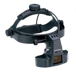 Бинокулярный непрямой офтальмоскоп с рассеивающим и желтым фильтрами 12500-DY