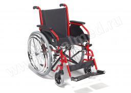 Инвалидная кресло-коляска механическая для людей с одной действующей рукой Vermeiren NV 708D НЕМ2