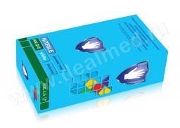 Перчатки Safe&Care смотровые нитриловые (4035) белые AN 315 /1000 (S) (Арт. AN 315 - S), Малайзия
