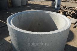 Кольцо стеновое КС 10-6 паз-гребень