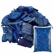 Декоративная щепа (Синяя)