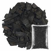 Декоративная щепа Черная