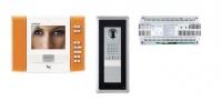 Комплект видеодомофона OPHERA (белый цвет) с вызывной панелью THANGRAM