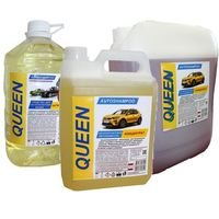 Автошампунь для автомоек Queen (20 литров, концентрат)