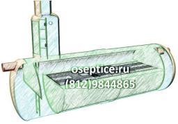 Бензомаслоотделитель1,5 л/сек
