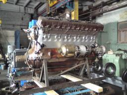 НОВЫЕ Дизельные двигатели В55