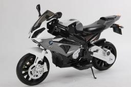 Детский Электромотоцикл Bmw Jt528 (Eva колеса) лицензия, новинка