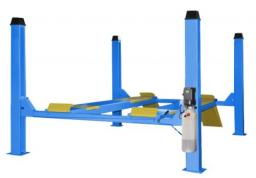 Подъемник автомобильный четырехстоечный TFА5000-3D