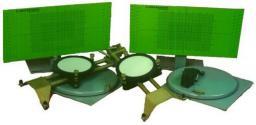 Стенд развал схождение лазерный Лазертестер УЛК-2