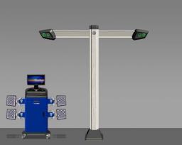 Стенд сход развал 3D Техно Вектор Т 7204 T A