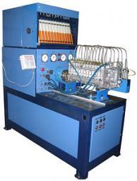 Стенд для испытания топливных насосов СДМ-12-02-15