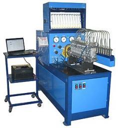 Стенд для испытания топливной аппаратуры СДМ12-03-18