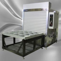 Автоматическая мойка деталей АПУ-1400