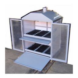 Шкаф для аккумуляторных батарей 702Б