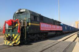 Перевозка по железной дороге из Китая