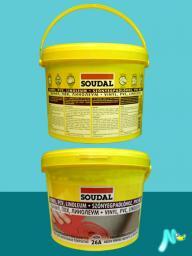 Клей 26A для напольных покрытий 5 кг
