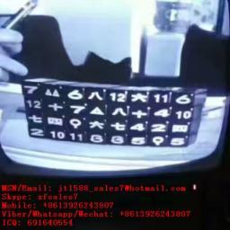 XF Денежная Машина Фильтрующая Камера Для Просмотра Невидимых Чернил, Отмеченных Игральными Картами, Которые Не Видны Ультрафиолетовым Светом