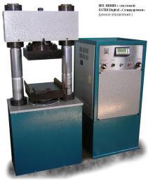 Пресс испытательный лабораторный ИП-1000М