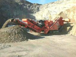 Дробилки щековые и дробильные станции. до 650 тонн/час