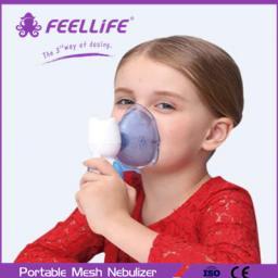 купить ингаляторы для дома,меш-небулайзер портативный,Feellife ингалятор Air Angel для детей