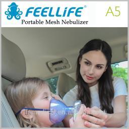 Ингаляторы купить ,небулайзер для дома и детей,Feellife меш-небулайзер A5