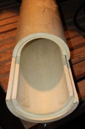 Скорлупа ППУ 159 х 40 мм