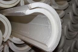 Теплоизоляция трубопроводов скорлупами ппу