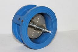 Клапан обратный двухдисковый WCV, Ру16 Ду 100