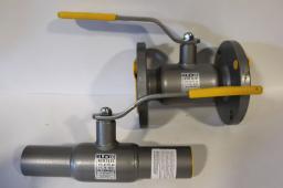 Кран шаровой LD КШЦФ Ду150/125 Ру16.