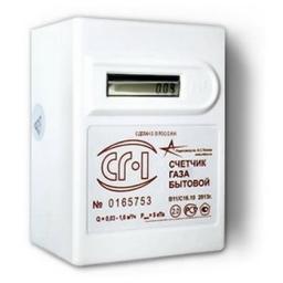 Счетчик газа бытовой СГ -1